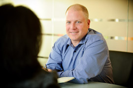 Andrew Bulmer, SVP and Managing Director